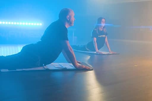 Activité - Stretching