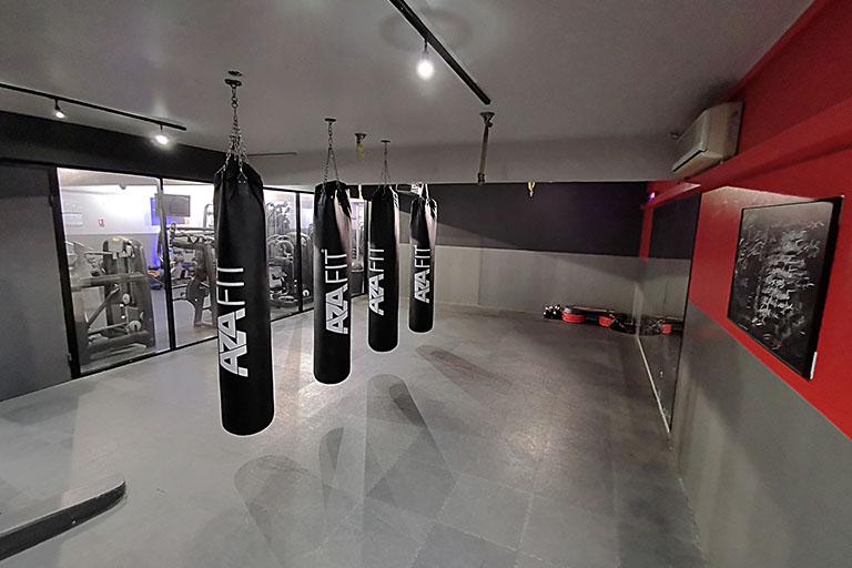 Salle de boxe à Paris 20