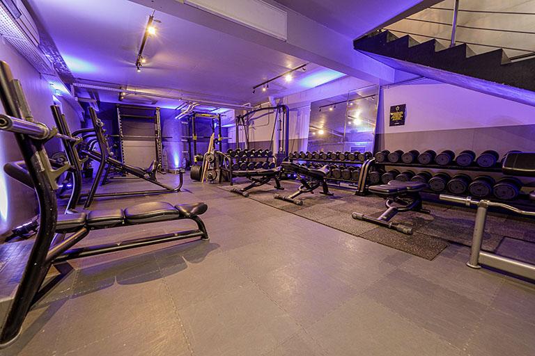 Salle de sport à Paris 20